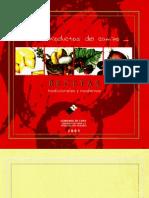 Nuevos Productos Del Campo... Recetas Tradicionales y Modernas. (2003)