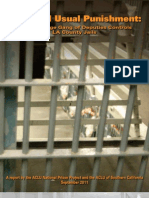 Cruel and Unusual Punishment- How a Savage Gang of Deputies Controls LA County Jails