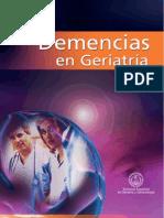 Demencias en Geriatria