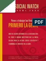 SocialWatch-Informe-2009