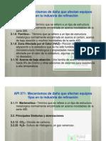 Curso API 571 (Español)