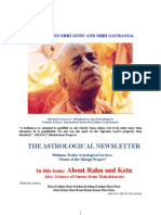 JUNE 2012 the Astrological Newsletter