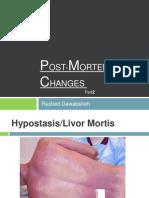 2 - Post-Mortem Changes Part2