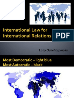 International Law for International Relations