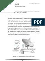 Antenna Azimuth Controller Design