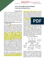 1.CIS 2000 Ruta Gabrys Fusion Methods Overview