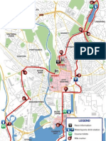 Half Marathon Route Map