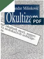 Aleksandar Milenković - Okultizam