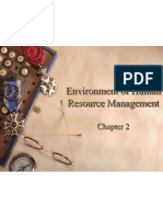 Environment of Human Resource Management