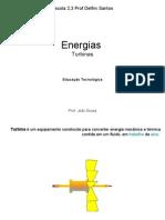 EDUTEC - Turbina Electrica