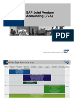 SAP JVA Benefits