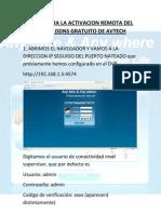 Transmitir Dvr Avtech - Activación Del Server Ddns Gratuito de Avtech