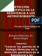 Tecnicas de Biologia Molecular en Bacteriologia