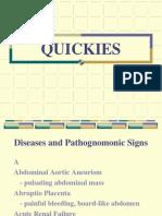Alphabet Quickies