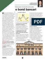 Btp Corti e bond Bancari (Fonte