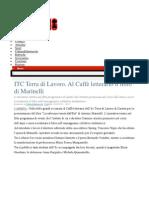 Presentazione Al Caffe' Letterario Di Caserta Il Romanzo (La Salvezza Venuta Dall'Est - Le Avventure Di Andronico)