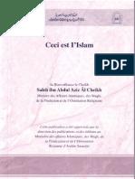 Ceci Est l'Islam 1