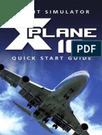 X-Plane Quickstart Guide Eng
