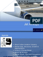 Jet Airways - Strategy Mgmt