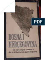 Bosna i Hercegovina od najstarijih vremena do kraja Drugog svjetskog rata - Grupa autora