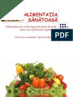 ALIMENTATIA SANATOASA ppt (2)