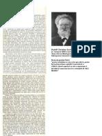 Rudolf Christian Eucken - Scopul si valoarea vietii