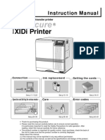 XID5xx User Manual