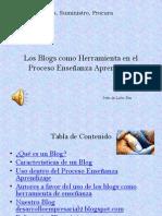 Los Blogs como Herramienta en el Proceso Enseñanza comercial