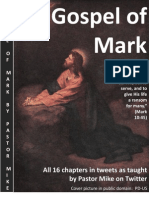 Gospel of Mark Twitter Bible Study
