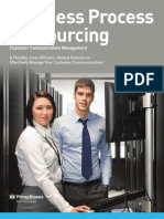 Business Process Outsourcing Brochure