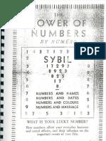 Books pdf numerology