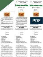 Sopa Linguas(Espanha Gaspacho)