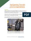 MiniWarGaming Warhammer 40K Terrain Projects