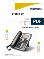 Manual St2030