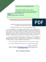 Instrução Normativa Nº 49-2006