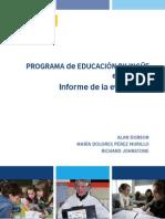 PROGRAMA EDUCACIÓN BILINGÜE EN ESPAÑA