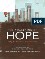The Awakening of Hope by Jonathan Wilson-Hartgrove