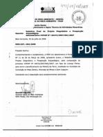 Relatório Único Projeto Diagnóstico e Prospecção Arqueológica