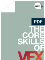 The Core Skills of VFX