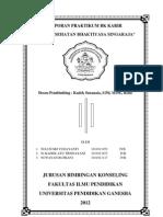 Laporan Praktikum BK Karir Di SMK Kesehatan Bhaktiyasa Singaraja
