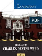 H. P. Lovecraft - The Case of Charles Dexter Ward