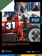 Formula Hybrid 2012-Program