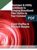 Municipal Utility Guidebook