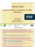 CDMA MESA Presentation