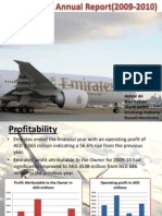Emirates Report