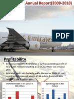 Emirates Report