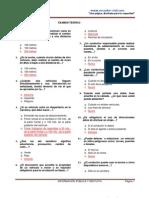 preguntas para sacar licencia ecuador 2012