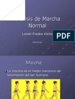 Analisis de Marcha Normal y Patológica
