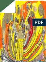 Arboles de La Vida, emulando a Gustav Klimt
