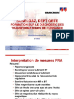 7 Interprétation de mesures FRA